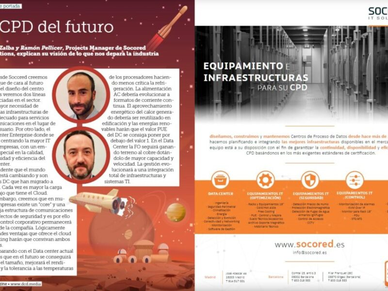 Revista Data Center Dynamics