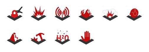 iconos DC-ITSafe HighDens Edition