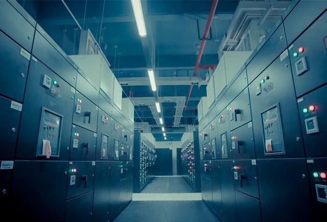 CPD Centro de Proceso de Datos